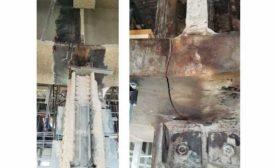 fractured girders
