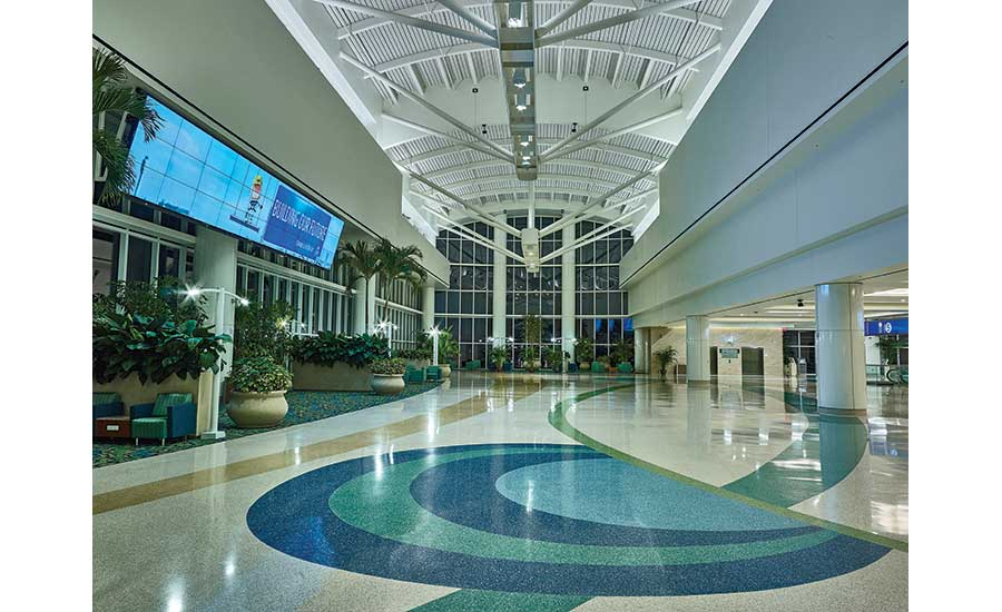 Best Airport/Transit: Orlando International Airport South APM Complex