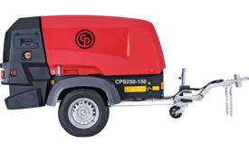CP250 air compressor