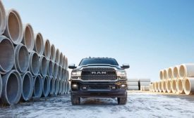Ram Heavy Duty pickups