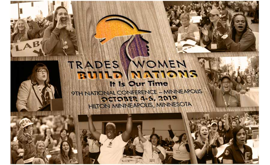Trades Women Build Nations Conference