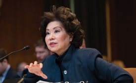 Transportation Secretary Elaine Chao