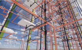 Virtual design and construction technology
