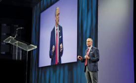 2019 AGC President Dirk Elsperman