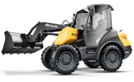 AS600 swing loader