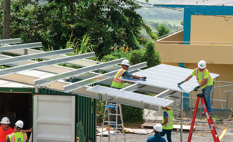 100% Renewable Energy by 2050 Mandated for Puerto Rico