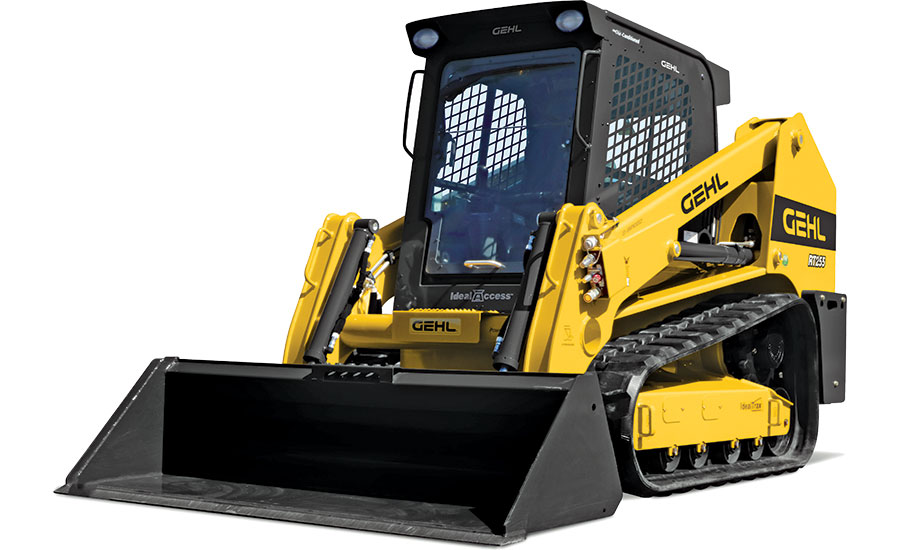 Product Snapshot: Track Loader and Scissor Lift | 2019-04-24