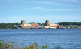 Entergy's Indian Point plant
