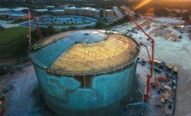 Vista River Water Supply Project in San Antonio