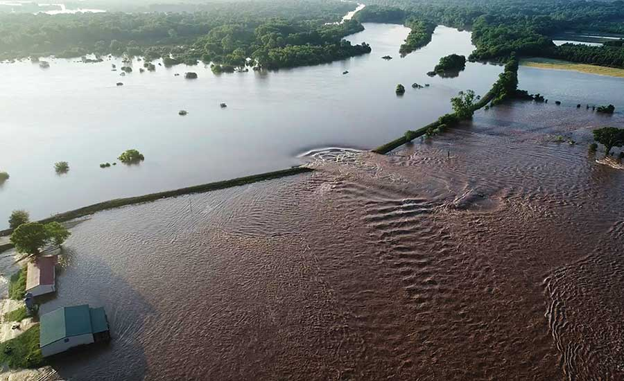 No End in Sight to Record Midwest Flood | 2019-06-05 | Engineering