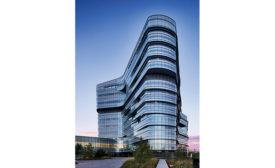 UC San Diego Health's 10-story Jacobs Center