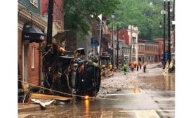 Main Street in Ellicott City