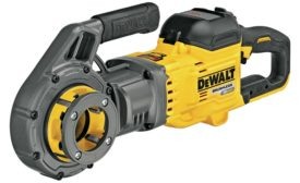 DEWALT 60V FLEXVOLT cordless pipe threader