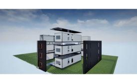 Skender modular unit