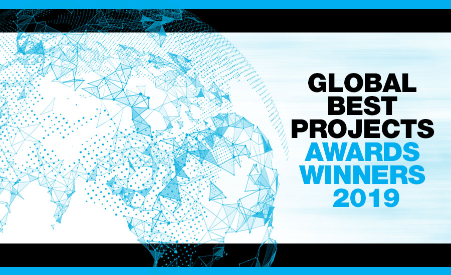ENR Global Best Project Award Winners 2019