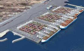APM Container Terminal—  Tangier Med Port