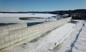 Muskrat Falls North and South Dams