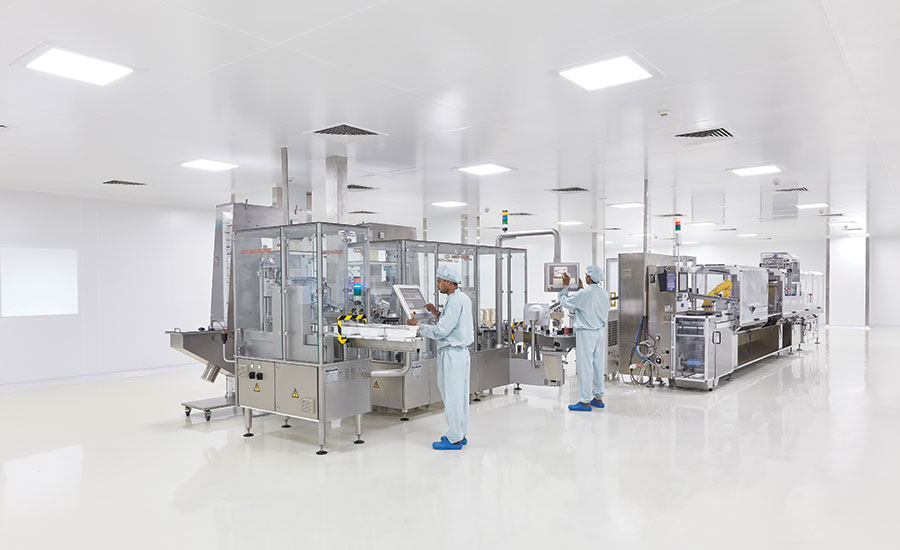 Oral Solid Dosage (OSD) and Injectable Pharmaceutical Manufacturing Facility