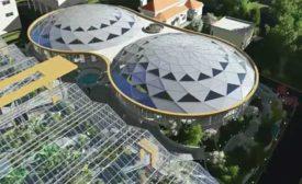 Wusong Wastewater Plant Upgrade - Botanical Garden