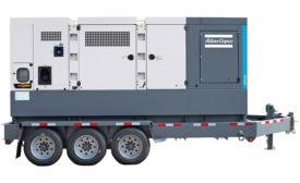 625 kVA/500 kW generator
