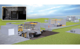 Terrestrial Energy's Integral Molten Salt Reactor core unit