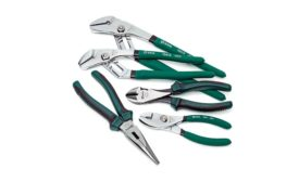 U.S. collection of pliers from SATA Tools