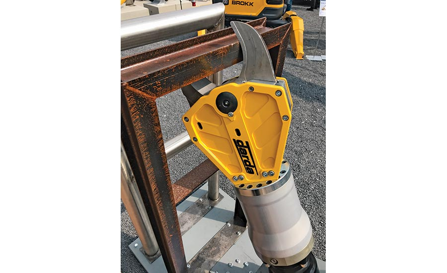 Darda MC300 Multi Cutter attachment