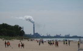 Bailly coal fired power plant