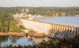 Ameren Missouri Bagnell Dam Stabilization Project