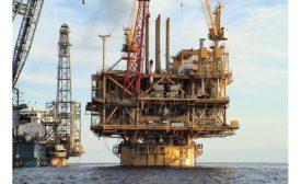 McDermott offshore rig