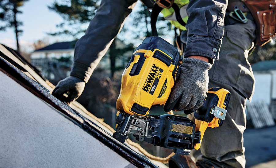 Product Snapshot Roofing Nailer And Dump Buggy 2020 05