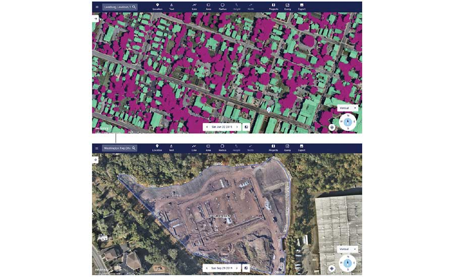 Aerial Mapping Firm Nearmap Expands Offerings for AEC