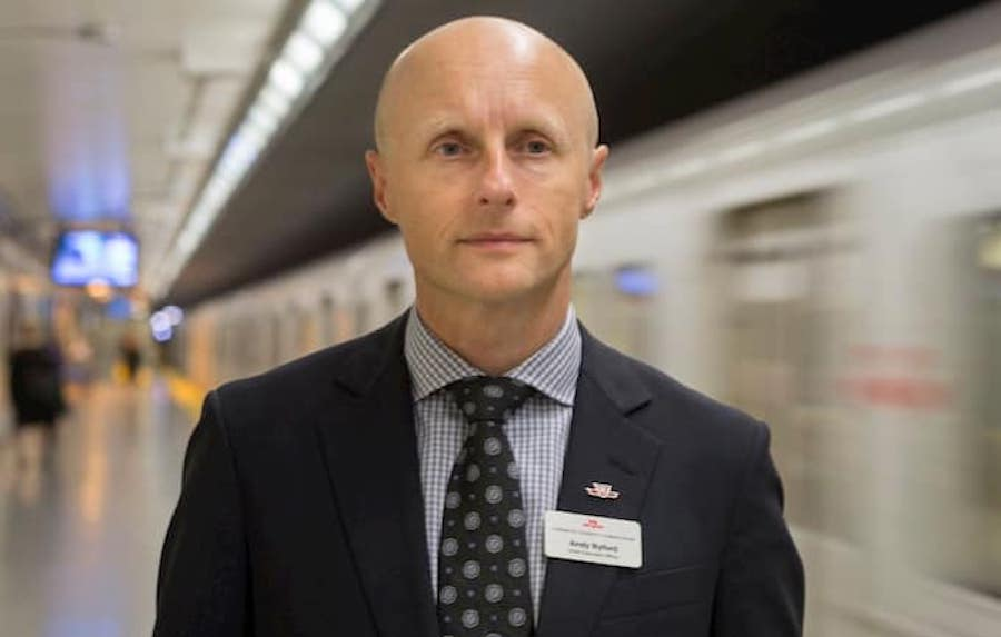Former NYC Subway Chief Will Take Over London Transport System