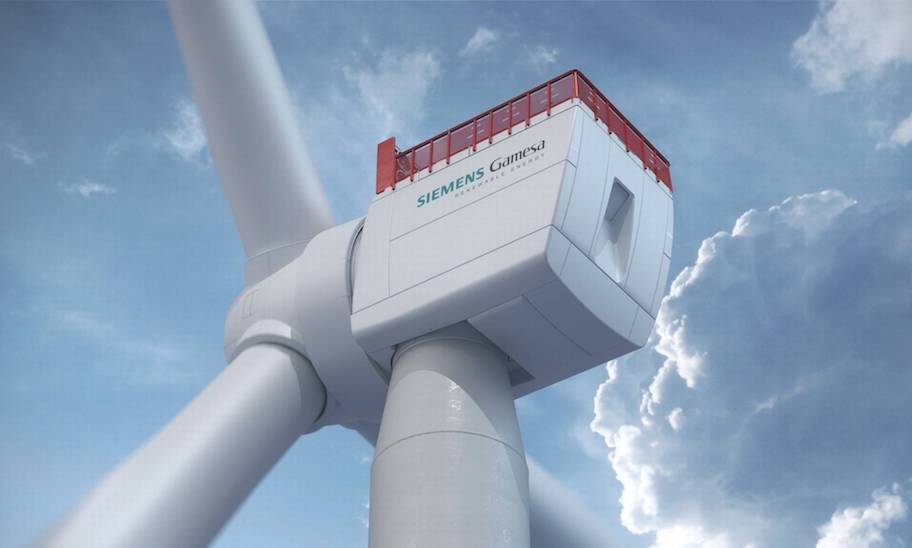 Siemens Scores Big U.S. Play for New Record Wind Turbine