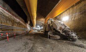 WestConnex underground highway