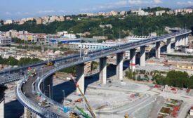 Genoa's New Bridge