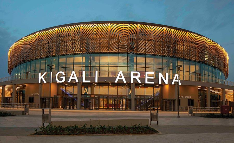 Award of Merit, Sports/Entertainment: Kigali Arena | 2020-09-17 |  Engineering News-Record