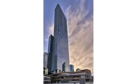 Stantec Tower/Sky Residence and JW Marriott/Legends Residence