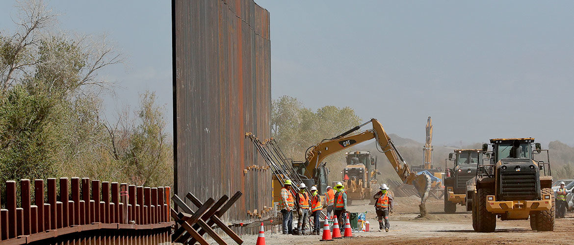 Supreme Court Will Hear Border Wall Fund Dispute, Won't Halt Work Now