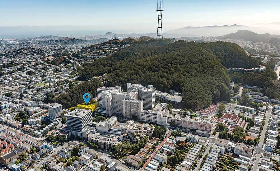 Team Selected to Build UCSF Hospital in San Francisco
