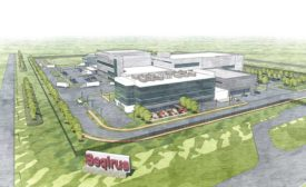 Influenza vaccine manufacturing facility