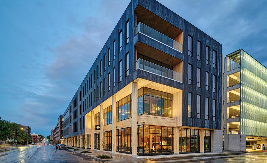 Best Office/Retail/Mixed-Use: 111 East Grand