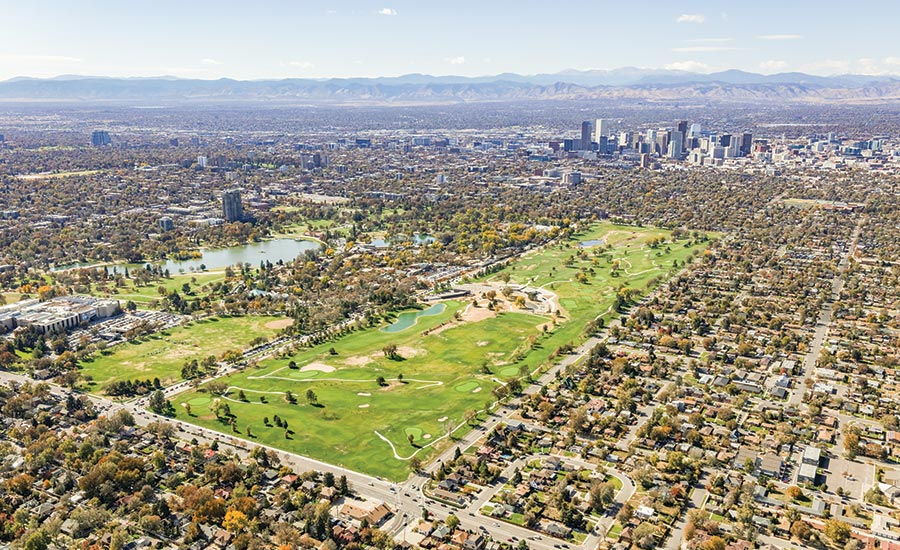 Best Water/Environment: City Park Golf Course Redesign