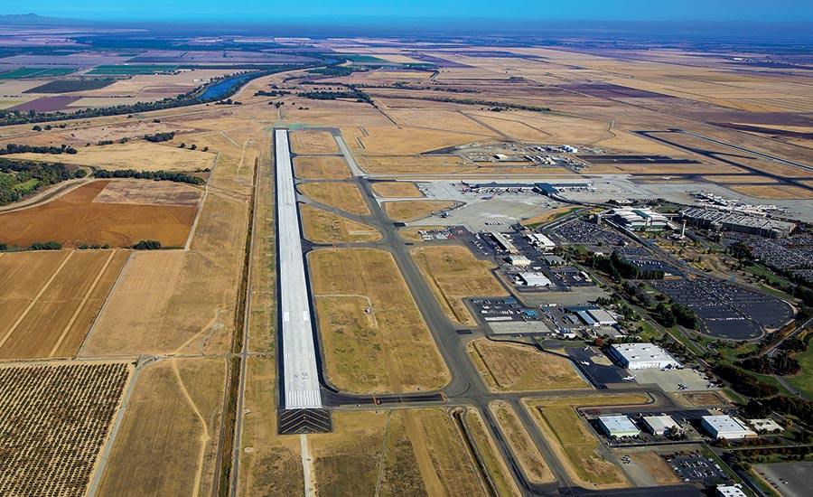 Best Airport/Transit: Sacramento International Airport Runway 16R-34L Pavement Rehabilitation