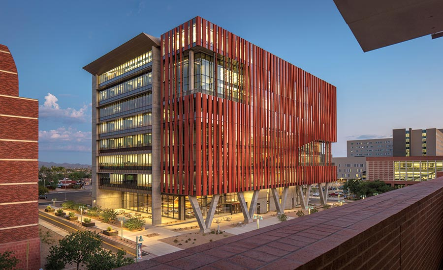 Best Higher Education/Research: University of Arizona Health Science Innovation Building