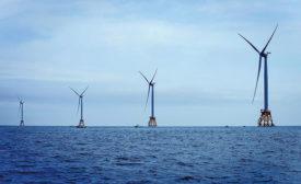 30-MW Block Island, R.I.