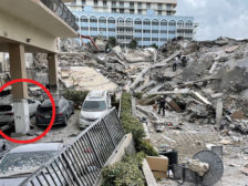 Building punching shear condo collapse