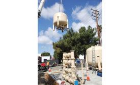 PFAS removal plant