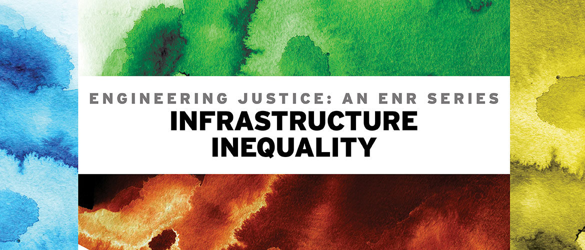 infrastructure inequality