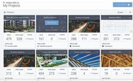 Buildup project management platform